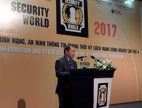 Cyber security in fourth industrial revolution urged