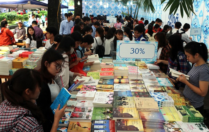 Spring Book Festival to open in HN
