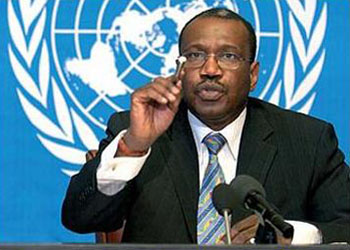 Message from Dr Hamahoun I. Touré, ITU Secretary- General: Better city, better life with ICTs