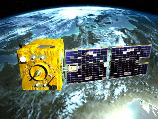 Viet Nam successfully launched the first monitoring satellite