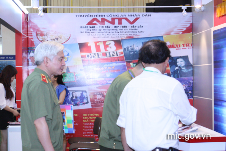 Viet Nam International Exhibition on Film and Television Technology