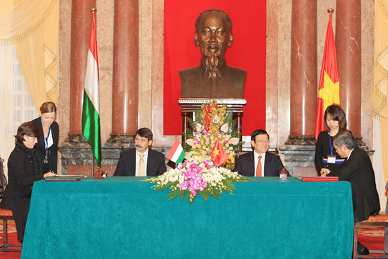 Viet Nam and Hungary signed Cooperation Agreement on ICT