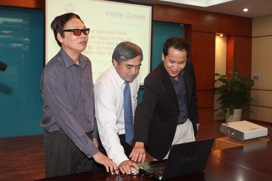 MIC Web Portal upgraded to assist people with disabilities