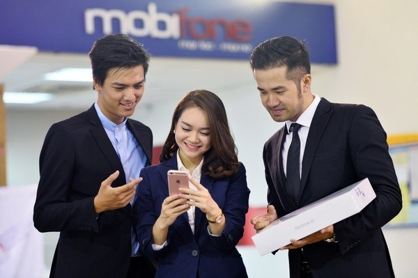 Mobifone promotes overseas business
