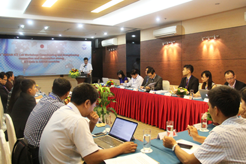 Enhance cooperation between ICT research centers in ASEAN