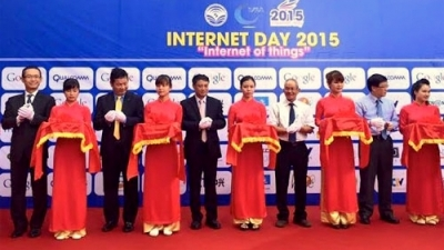 Advanced Internet technologies introduced at Vietnam Internet Day 2015