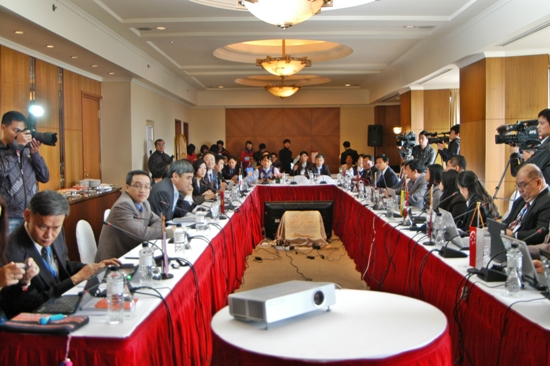 The second ASEAN- Japan government network security workshop