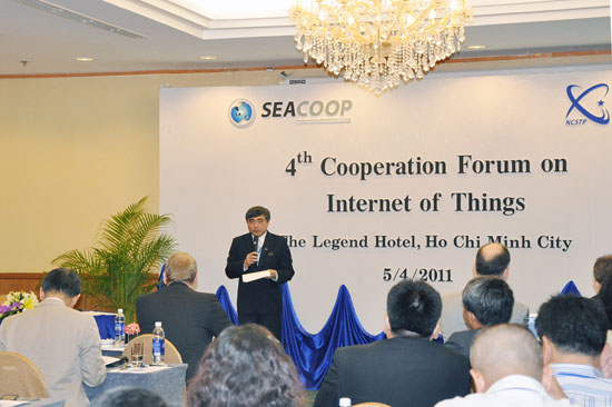 Forum on Internet of things held