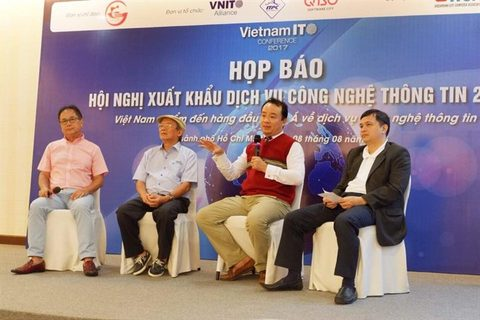 Conference to promote VN as IT hub, IT news, sci-tech news, vietnamnet bridge, english news, Vietnam news, news Vietnam, vietnamnet news, Vietnam net news, Vietnam latest news, Vietnam breaking news, vn news