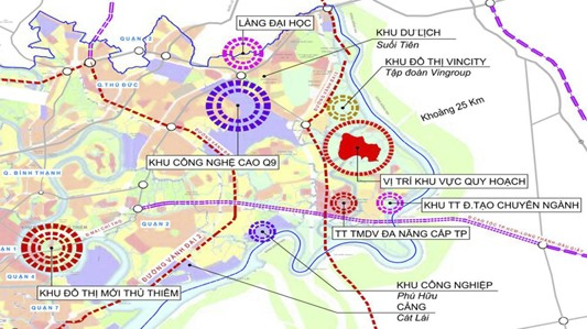 HCM City to build 200ha science and technology park, IT news, sci-tech news, vietnamnet bridge, english news, Vietnam news, news Vietnam, vietnamnet news, Vietnam net news, Vietnam latest news, Vietnam breaking news, vn news
