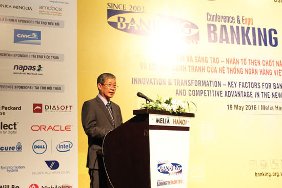 Banking sector should accelerate the application of IT to enhance competitiveness and information security
