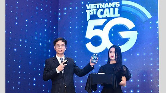 5G warmly welcomed in Vietnamese telecommunications market
