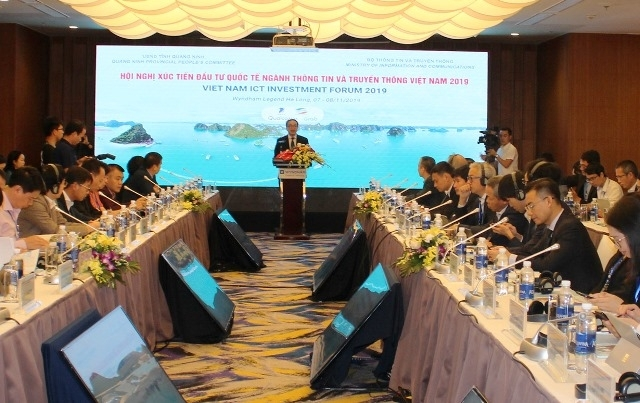 Vietnam ICT Investment Forum 2019 opens in Quang Ninh