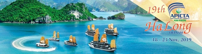 Ha Long to host 19th Asia-Pacific ICT Alliance Awards