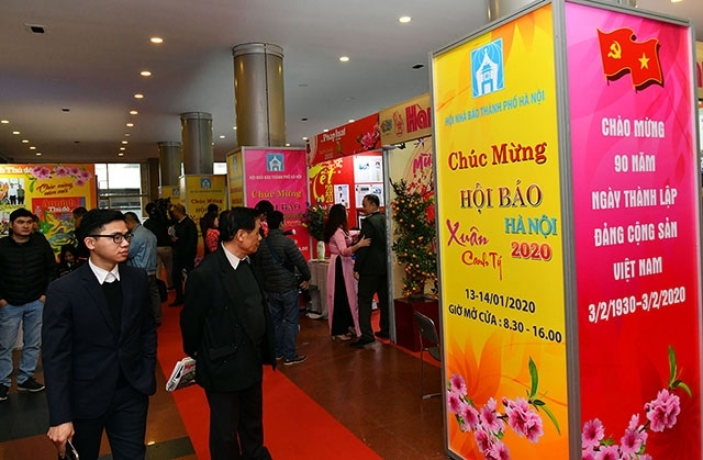 Spring Press Festival - Hanoi 2020 opens