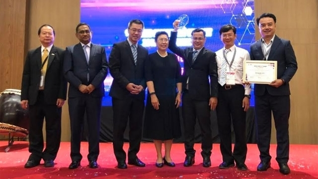 Vietnam's central city receives ASOCIO Smart City Award
