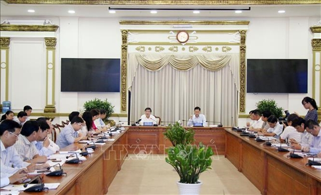 HCM City scales up smart city development project to all districts